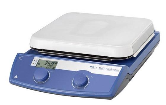 Agitateur magnétique IKA C-MAG HS 10 digital