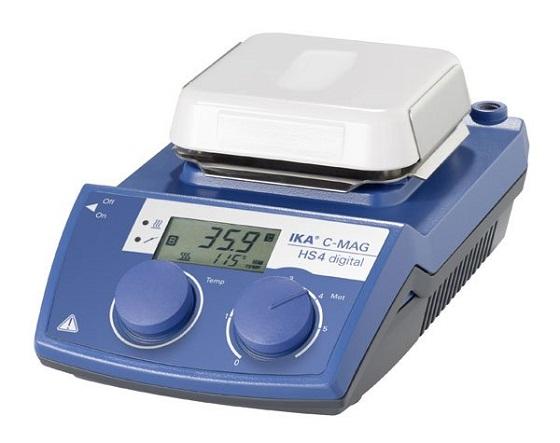 Agitateur magnétique IKA C-MAG HS 4 digital