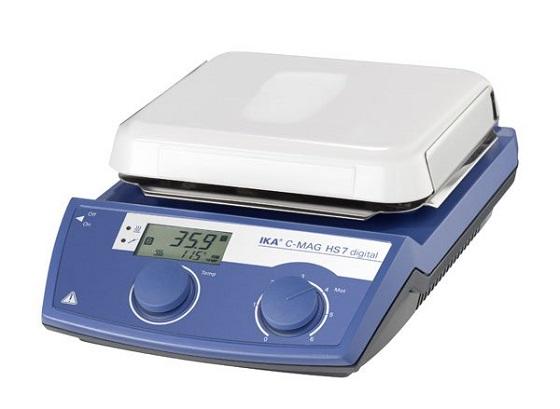 Agitateur magnétique IKA C-MAG HS 7 digital