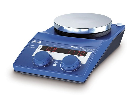 Agitateur magnétique IKA RCT basic